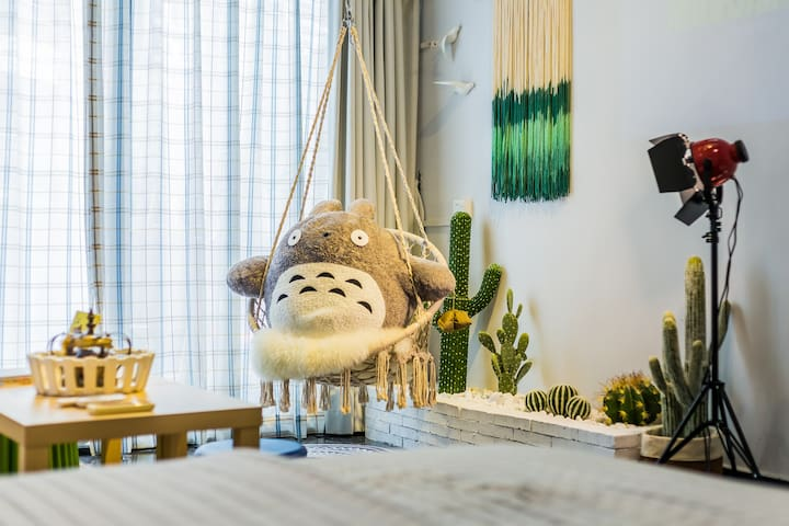 Artist Room/Qinghui Garden/City Centre/Shunde food