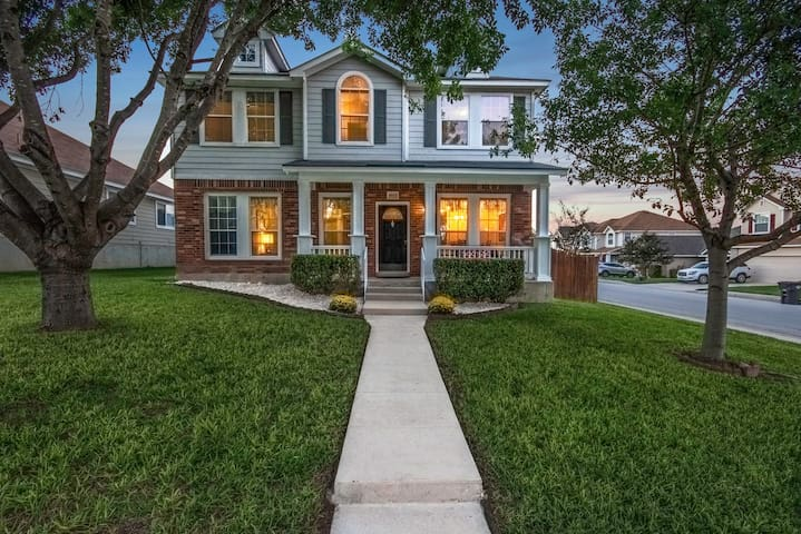 Lackland Basic Military Training Perfect Home