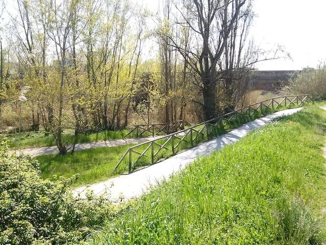 Il Sentiero del fiume Conca - The Conca River Path - Le sentier du fleuve Conca