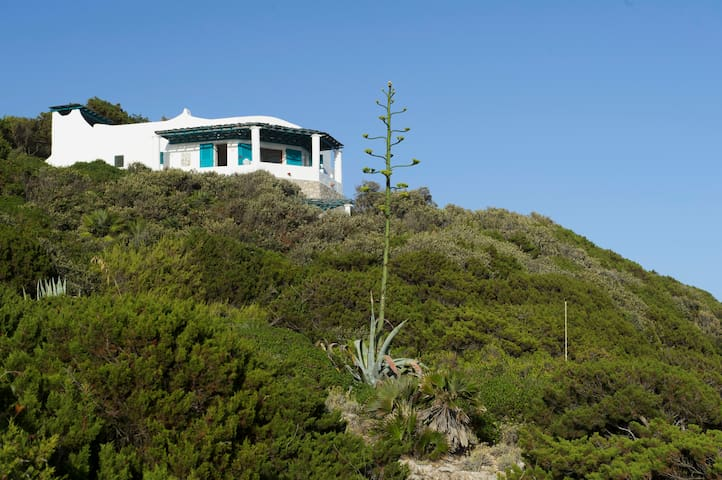 Casa Nettuno Circeo mit privatem Meerzugang