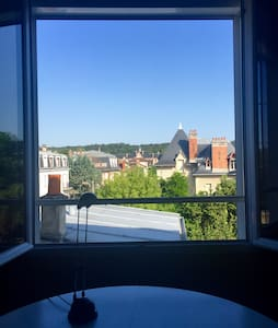 Historical center Fontainebleau - Beautiful view - Fontainebleau - Wohnung