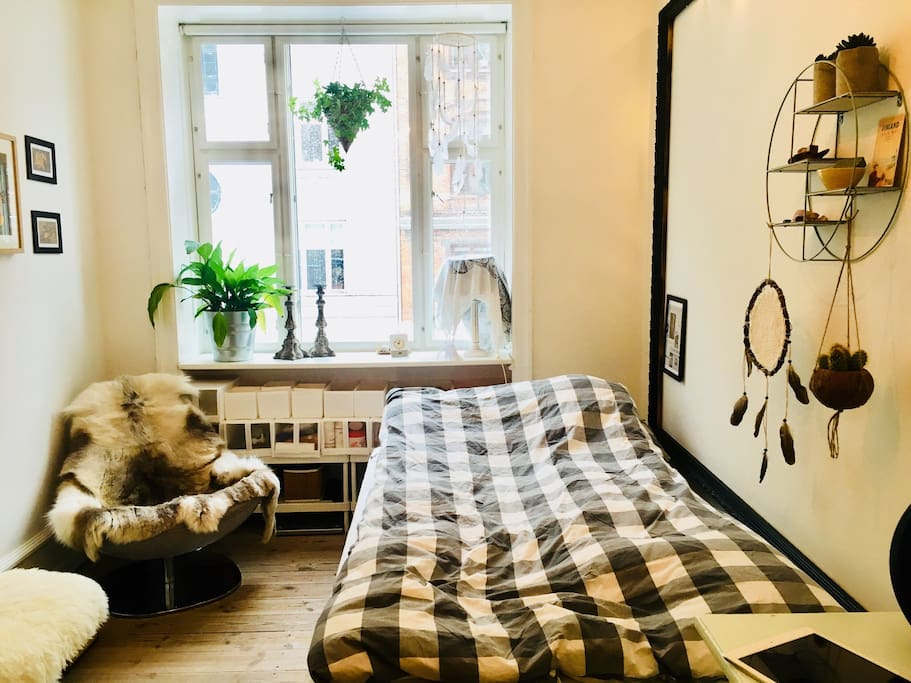 Your room (bed 120 cm)