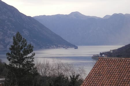 Luxury holiday rental Kotor Bay - Morinj