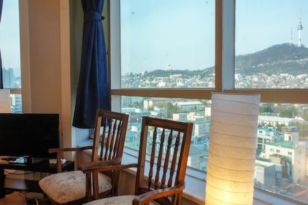 Duplex Studio Seoul Sta. Myeongdong - Yongsan-gu, Seoul - Apartment