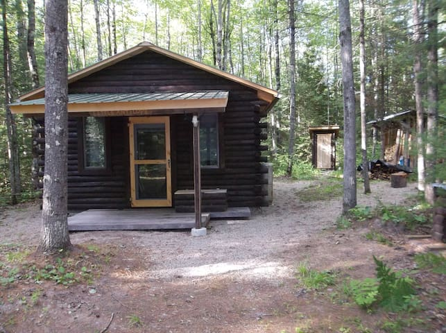 Little Antelope Lodge 2 Room Cabin - Amberg - Stuga
