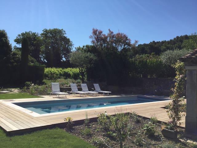 Vaison-La Magnaneraie - Mas (farmhouse) Provençal - Vaison-la-Romaine - Casa