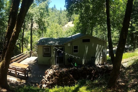 the cabin - Cazadero