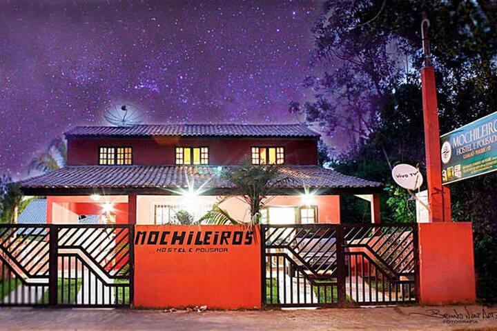 Mochileiros Hostel e Pousada