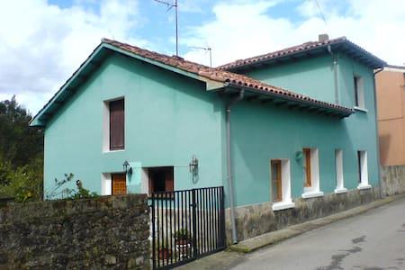 Wonderful cottage in Asturias - Caravia - House