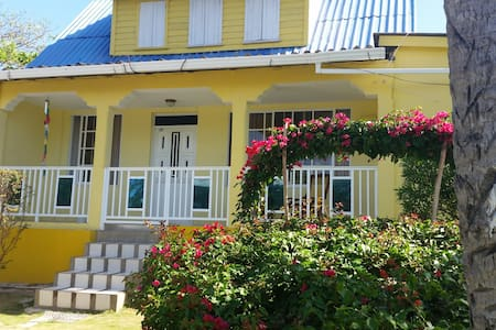House of the sun hostel - San Andrés