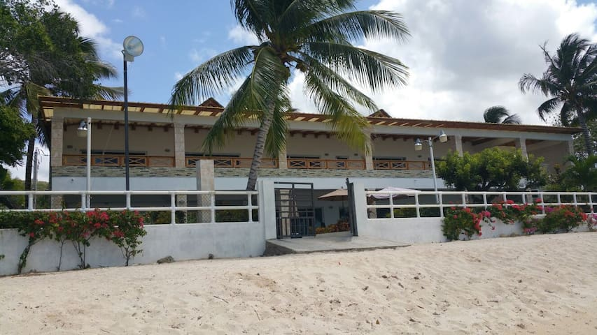 Stunning Beach Front Villa