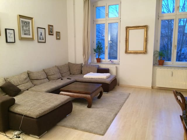 Private Big Apartment Berlin Most Central Location