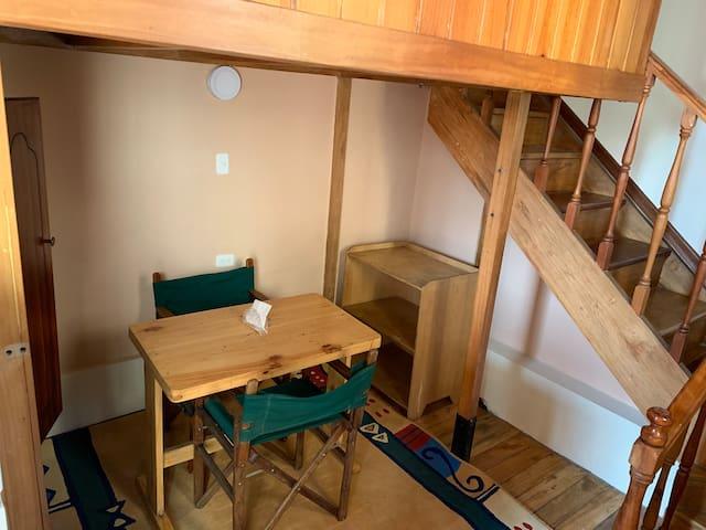 Mini suite Quito plaza Foch todas las comodidades
