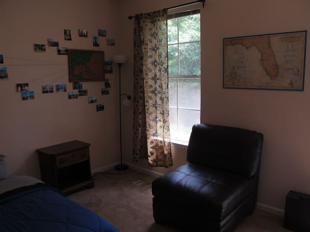 Perfect respite for single traveler - Tallahassee - Appartement