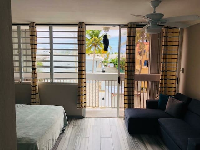 Beautiful unique studio/ apartment In Luquillo