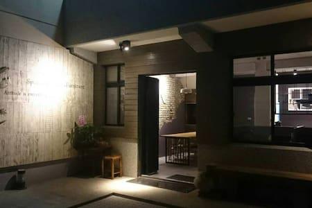 MRT Shilin6min 夜市商圈 獨立簡單舒適 雙人房,衛浴共用。 - Shilin District - House