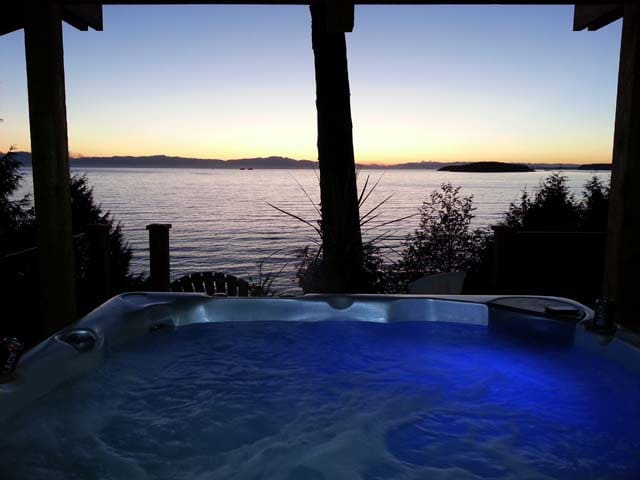 Grande Vista, Waterfront Suite - Sechelt - Appartement