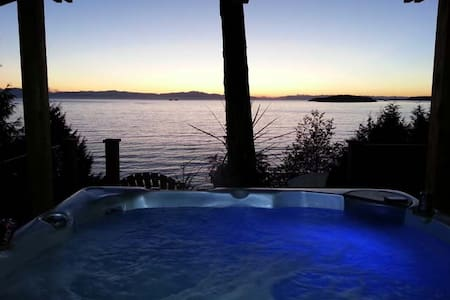 Grande Vista, Waterfront Suite - Sechelt