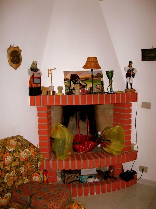 fireplace - camino