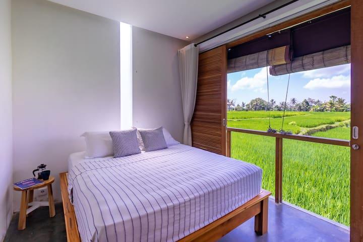 Casa Avana Rice Field View Room #1