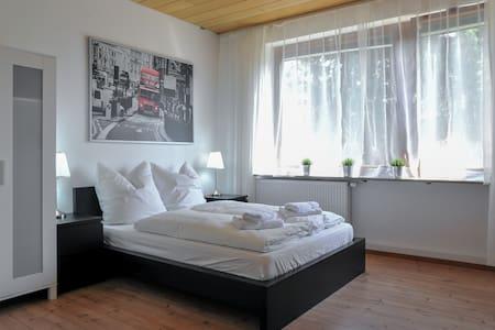 Ferienwohnung Nürtingen Innenstadt - Nürtingen - Huis