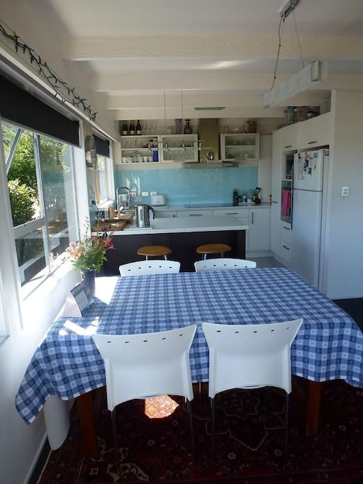 The Italian designed kitchen