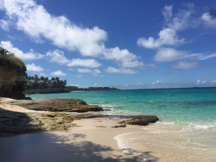 Private Condo Beach