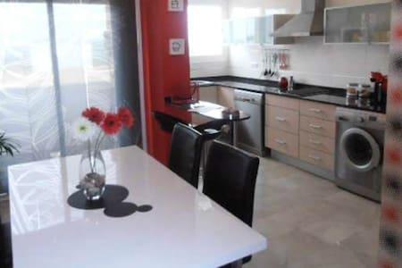 Habitación privada en piso acogedor - La Pobla de Vallbona - Apartment