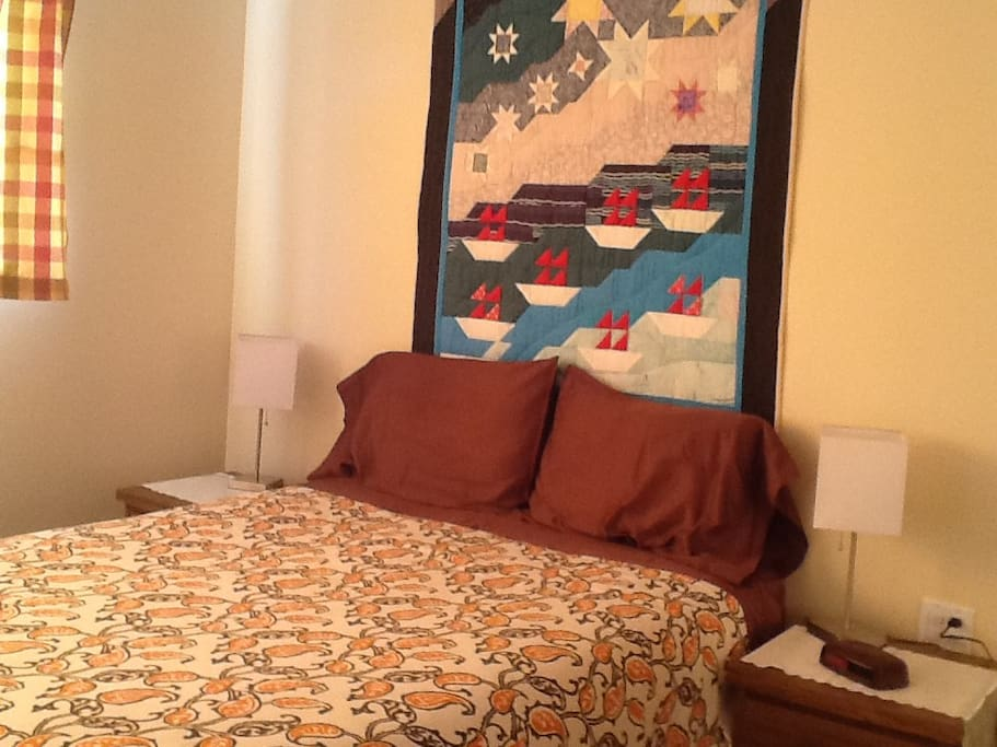 Beachhouse Master - Double Bed