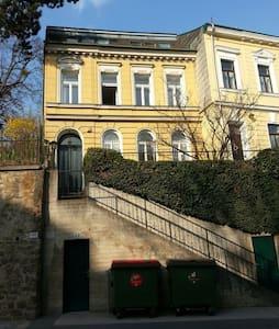 Ruheoase in der Stadt während ESC15 - Wien - Bed & Breakfast
