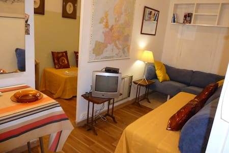 SMALL INDEPENDENT STUDIO NEXT TO METRO, BUS, TRAIN - Barcelona