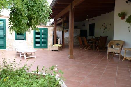 Villa con giardino in Salento vicino Porto Cesareo - Nardò - Casa de camp