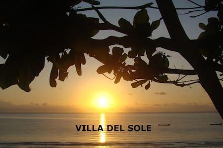 VILLA DEL SOLE CHWAKA BAY ZANZIBAR - Marumbi - Villa
