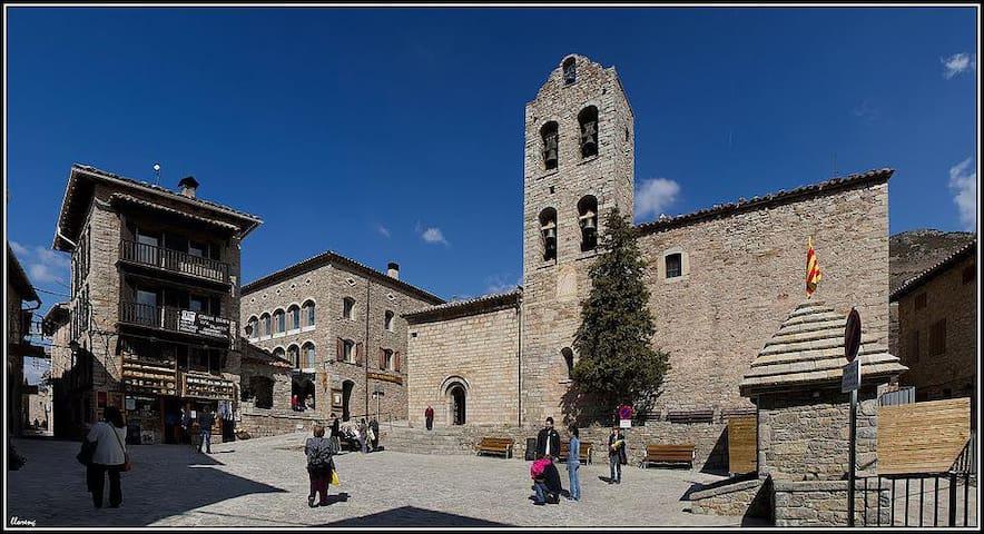 CAL ARMENGOU - Castellar de  N'hug - Castellar de n'Hug - Hus