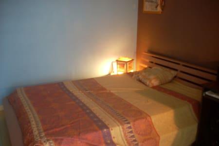 2ème chambre dans grand appartement - Le Tampon - Apartment