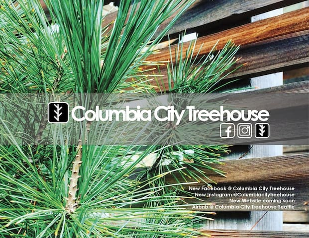 Columbia City Treehouse Vacation Rental