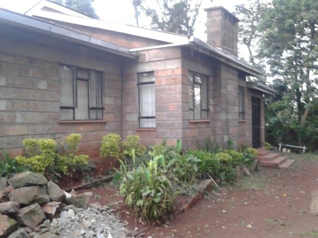3 BR full house - Kikuyu - Hus