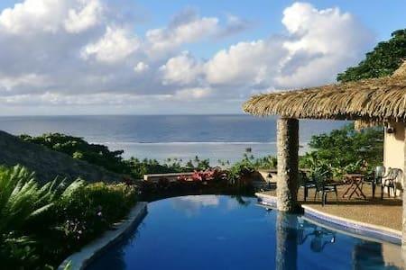 Lani Villa Oceanveiw  Retreat - Savusavu