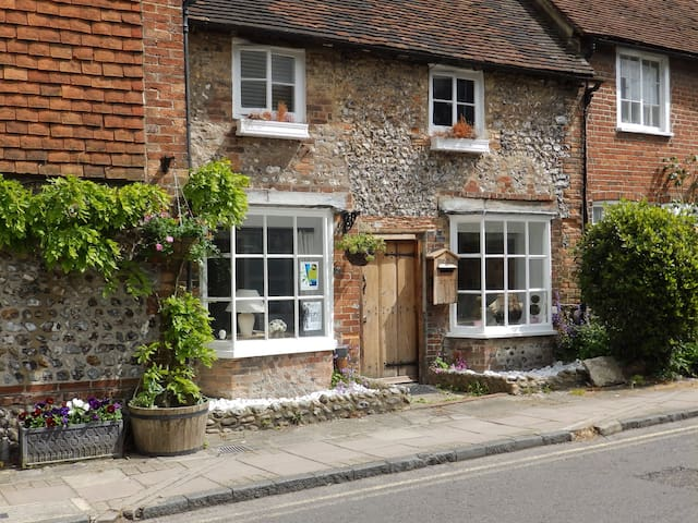 Sussex English cottage nr Brighton - Steyning