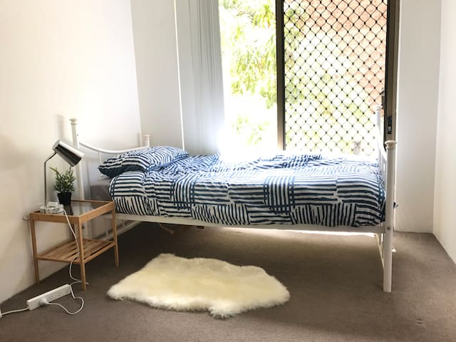 Single bedroom 20mins to central sydney
