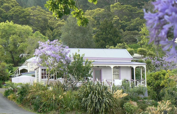 Lavender Cottage Accommodation - Kohukohu - Casa