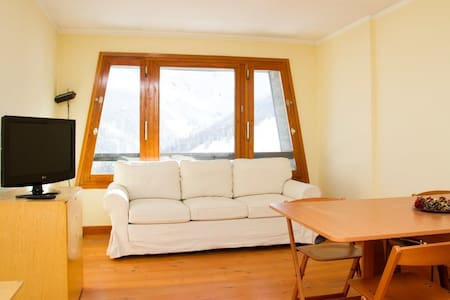 Beautiful views of the slopes - Colle Sestriere - Wohnung