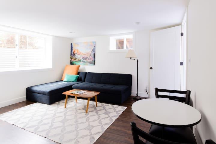 Gorgeous Irvington Apartment