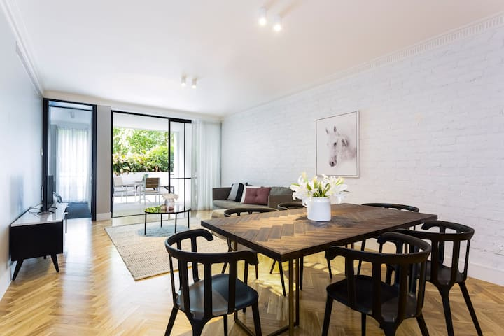 Opulent Two Bed Home with Glorious Courtyard