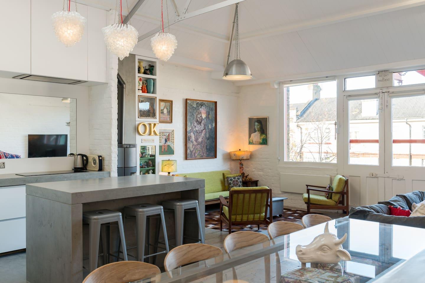 framery loft apartments for rent in london england united kingdom