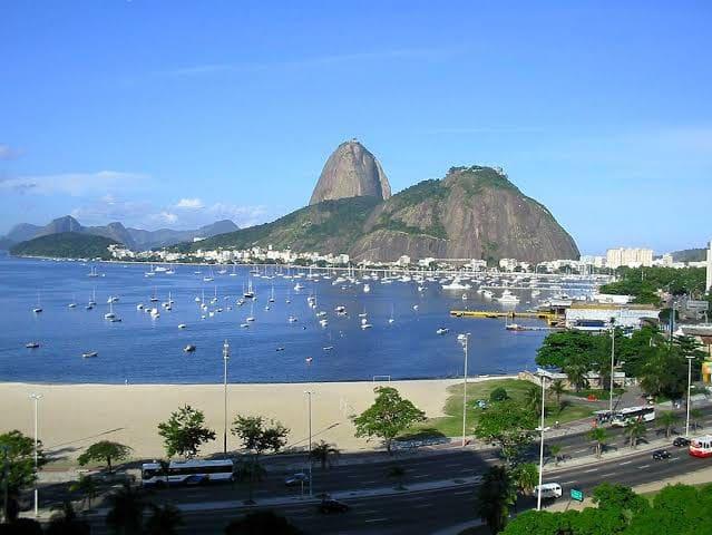 Praia de Botafogo RJ