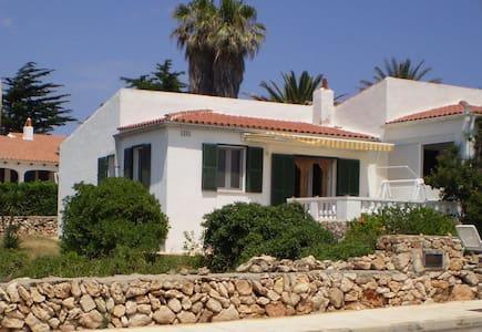 Ferienhaus mit Blick aufs Meer - Punta Prima / Son Ganxo