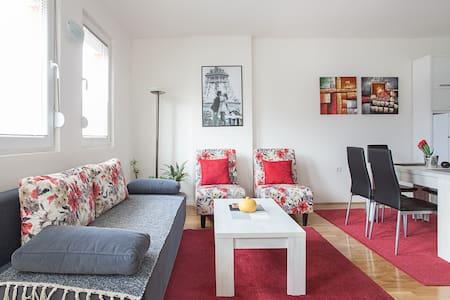 Brand New, Nice and Quiet - 斯科普里(Skopje) - 公寓
