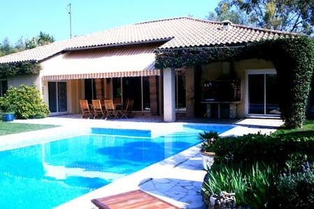 Cap d'antibes Nielles Villa Luxe - Antiby