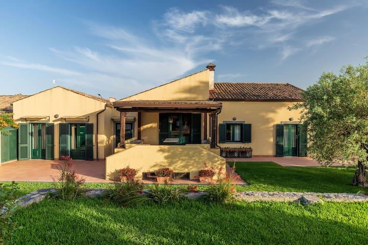 Villa Taormina country pool wifi dreaming view